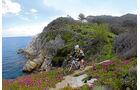 CdM: Valle Santa Maria, Küste