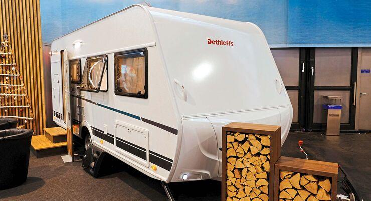 Bürstner Wohnwagen Mit Etagenbett Und Festbett : Caravan neuheiten 2018: wohnwagen unter 20.000 euro caravaning
