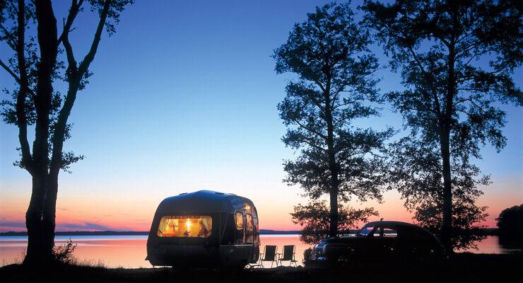 Die 10 besten Campinplätze Europas