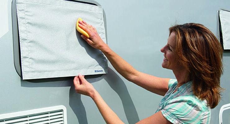 Dometic, sonnenschutz, wohnmobil, reisemobil, caravan, wohnwagen
