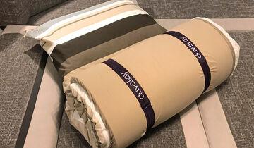 Duvalay Luxus Schlafsack