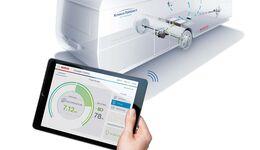 E-Chassis Bosch und Knaus