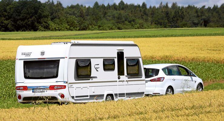 Fendt Bianco Activ mit Zugwagen