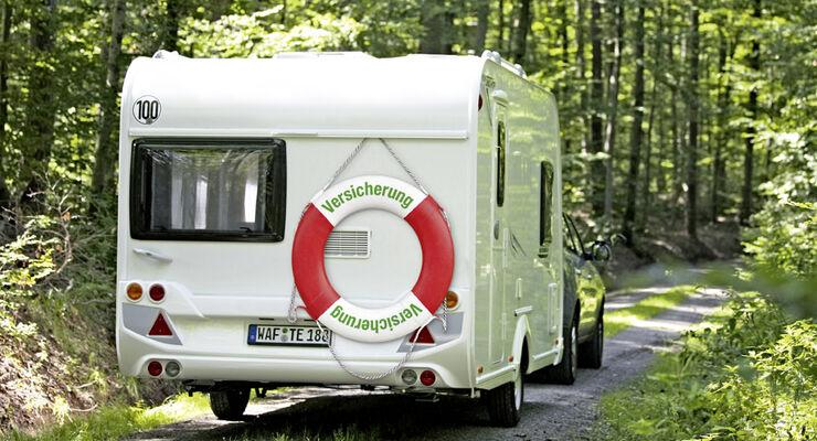 Gewinnspiel zum Caravan Salon 2011