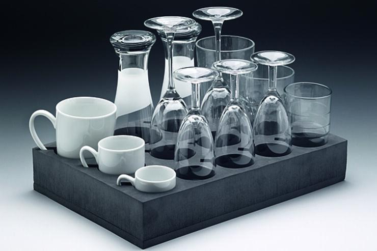 Universal Glas Und Tassenhalter Caravaning