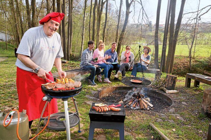 Rauchfreier Holzkohlegrill Im Test : Grillgeräte im test vor und nachteile der grill methoden