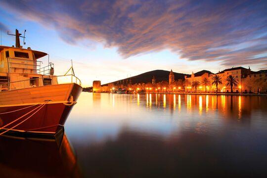 Gutes bewahren, Neues wagen – diesem Motto begegnet man oft an der fürs Caravaning attraktiven Dalmatinischen Küste.