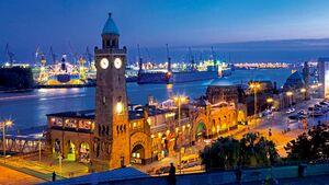 Hamburg, Hafen