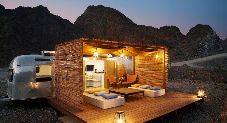 Hatta Sedr Trailers Resort