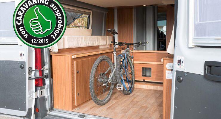 bike inside fahrradtr ger das rad f hrt mit caravaning. Black Bedroom Furniture Sets. Home Design Ideas