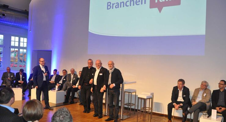 InterCaravaning Branchentalk