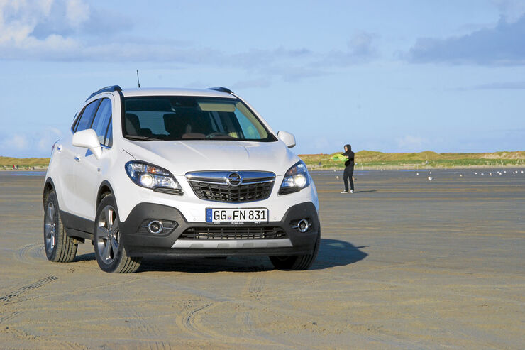 Journal: Opel Mokka