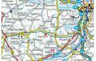 Karte Region Bayerbach