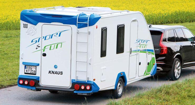 Wohnwagen Hubdach Etagenbett : Ausgefallene caravans: lmc mini silver 270 und knaus seite 3