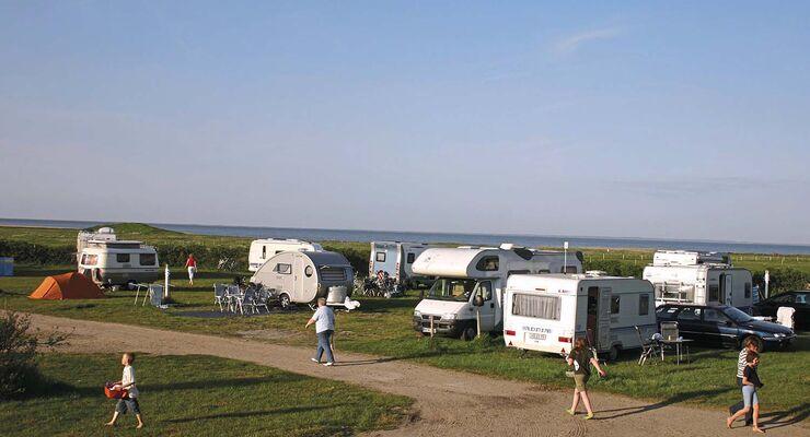 Kommandørgårdens Camping