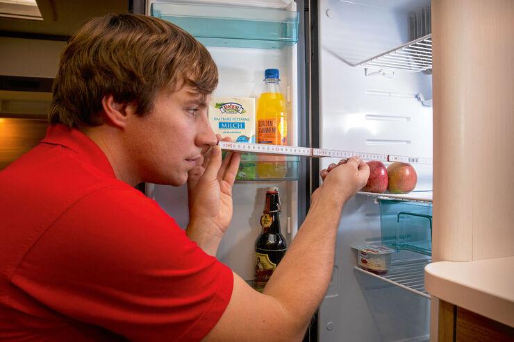 Caravan Kühlschränke im Test: Schlank gegen schlanker - Caravaning