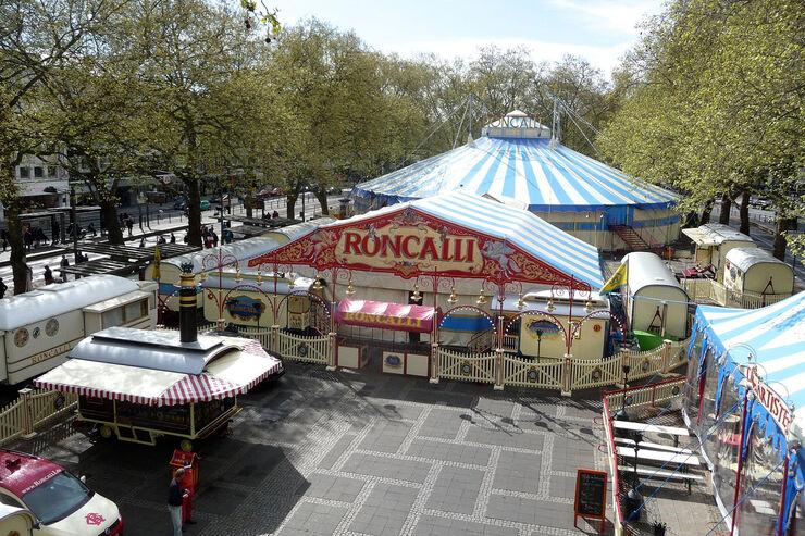 LMC und Circus Roncalli