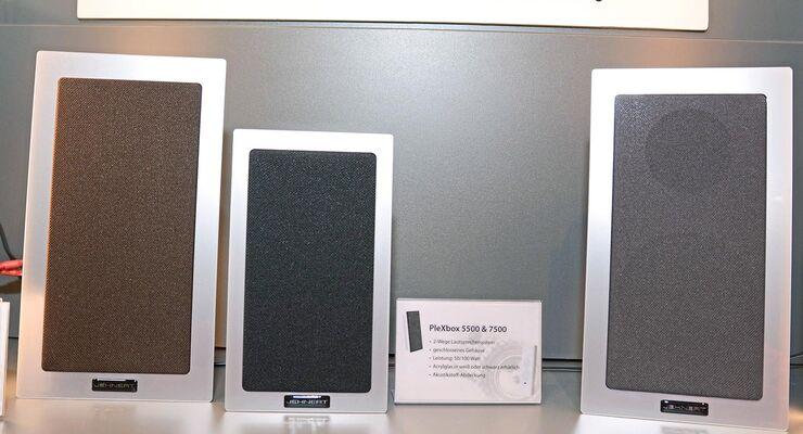 Lautsprecher Plexbox von Jehnert