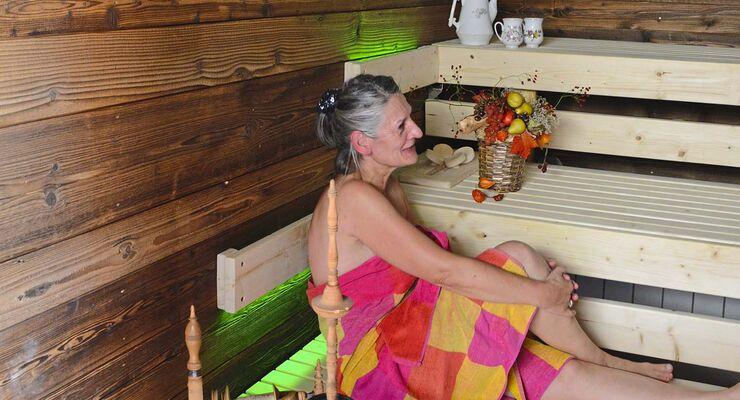 Lichtstuben-Sauna
