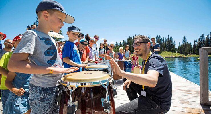 Musikfest für Kinder