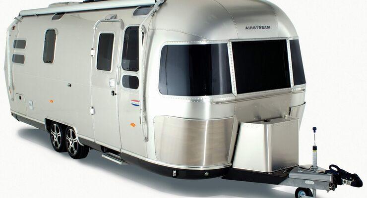 Nach fünf Jahren bringt der US-amerikanische Wohnwagenhersteller Airstream ein neues Modell des Modells 684 nach Deutschland