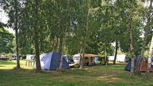 Naturcampingplatz Lassan Usedom