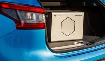 Nissan x Opus Concept Ladebox