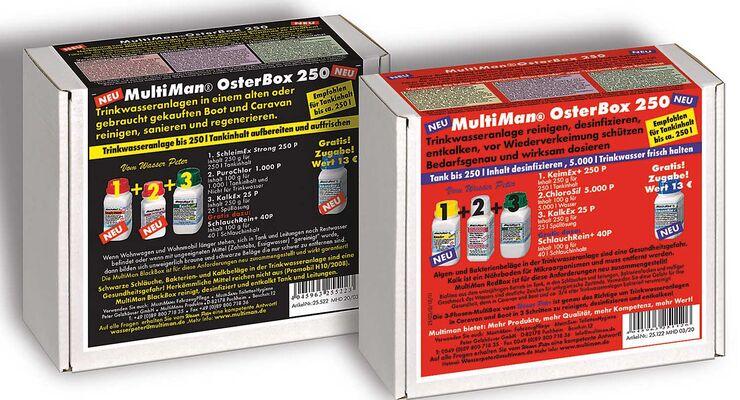 OsterBox von MultiMan