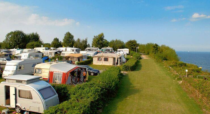 Ostsee-Campingplatz Familie Heide ist ein mehrfach prämierter Platz am Strand und bietet viele Freizeitangebote.