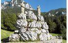 Parc naturel régional de Chartreuse mit bis zu 2000 Meter hohen Gipfeln
