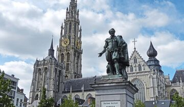 Peter Paul Rubens Antwerpen