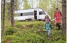 Pilz- und Beerensuche in Skandinavien