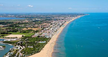 Platz 1: Camping Jesolo International