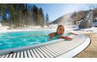 Pool im Tirol-Camp
