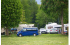 Reise: Churfranken, Campingplatz Großheubach