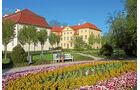Reise: Mecklenburgische Seen, Schloss Mirow