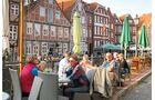 STADE Die historische Handelsstadt mit ihren 46 000 Einwohnern liegt am Rand des Alten Landes.