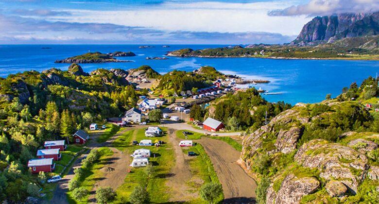 Sandvika Fjordcamping