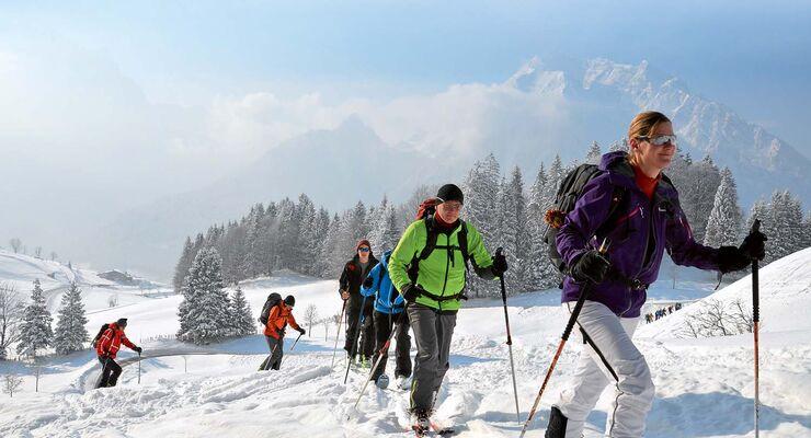 Skifahren Berchtesgadener Land