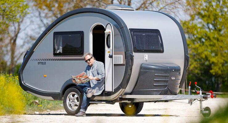 g nstige gebrauchte einsteiger caravans im vergleich caravaning. Black Bedroom Furniture Sets. Home Design Ideas