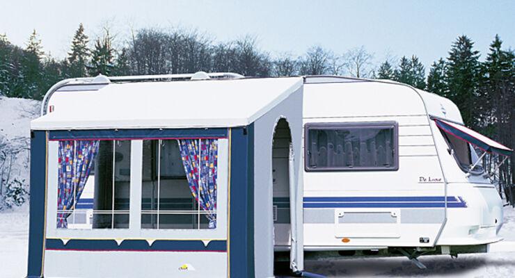 Teilzelt Cortina II dwt Caravan