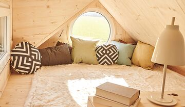 tiny houses von tchibo drei modelle zur auswahl caravaning. Black Bedroom Furniture Sets. Home Design Ideas