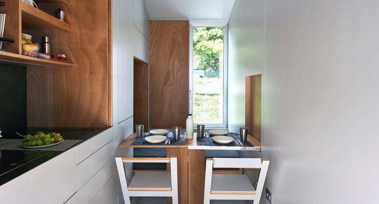Tiny House Avoid Rollendes Architekten Haus Caravaning