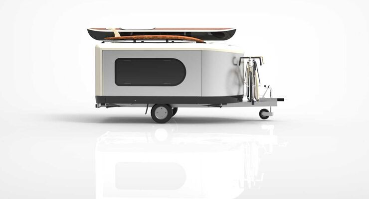 Tipoon Travel Machine Mini Caravan