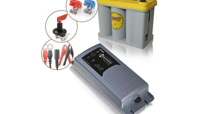 Truma bringt drei neue Power-Sets, die auf die Mover-XT-Produktpalette abgestimmt sind. Im Mittelpunkt: das Ladegerät BC 10.