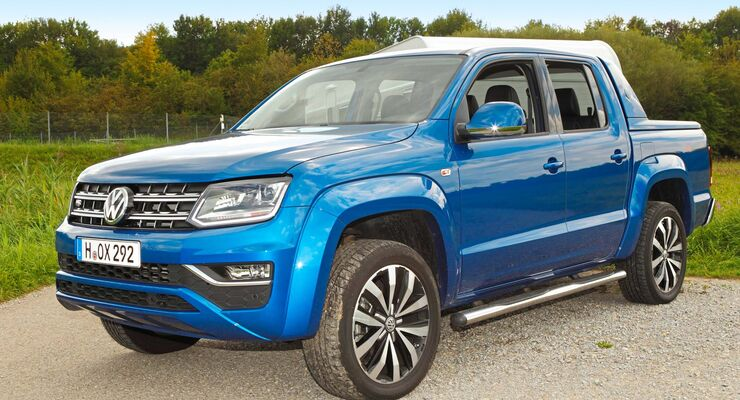 der vw amarok aventura v6 tdi im zugwagen test caravaning. Black Bedroom Furniture Sets. Home Design Ideas
