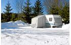 Vielseitige Auswahl für Wintersportler bei Camping Braunlage.