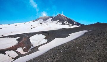 Vulkan Ätna