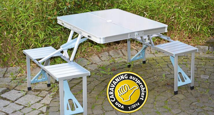 Zubehör: Sitz, Picknick-Compact-Set