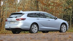 Zugwagen Opel Insignia Sports Tourer